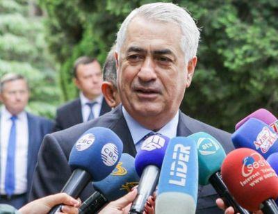 """Cavid Qurbanov: """"Sumqayıt qatarı ilə hər gün 4 min sərnişin daşınır"""" AÇIQLAMA"""