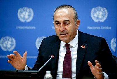 Чавушоглу: «В повестке – уход Армении из 5-ти оккупированных районов Азербайджана»
