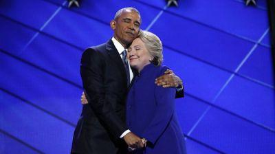 Obama Hillari Klintonu dəstəklədi