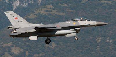 ВВС Турции уничтожили штабы ИГИЛ в Сирии