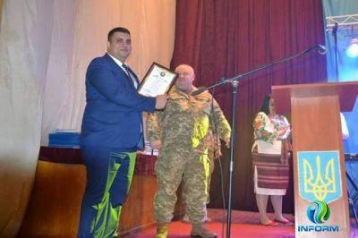 """Soydaşlarımız""""Ukraynanın mudafiəçisi""""günü münasibətilə bayram konserti təşkil ediblər"""