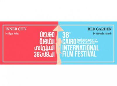 Filmlərimiz Qahirə Beynəlxalq Film Festivalında