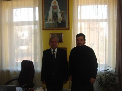 Епископ Ахтубинский и Енотаевский: «Азербайджанцы очень трудолюбивый народ»