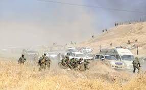 İŞİD İraq ordusunun 70 əsgərini öldürdü