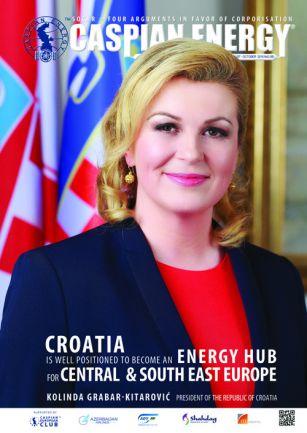 Caspian Energy jurnalının növbəti nömrəsi işıq üzü görüb