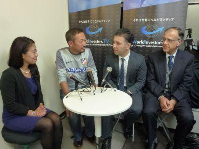 Yaponiya televiziyasında Azərbaycana aid veriliş yayımlanıb