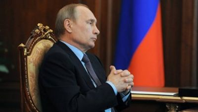 """Putin """"Normand dördlüyü""""ndə"""