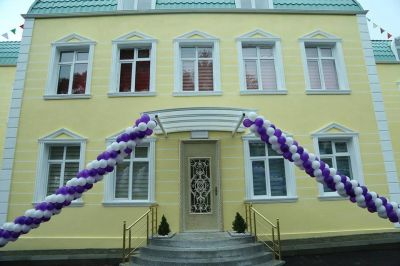 Gəncə Beynəlxalq Uşaq Klubunun açılışı olub