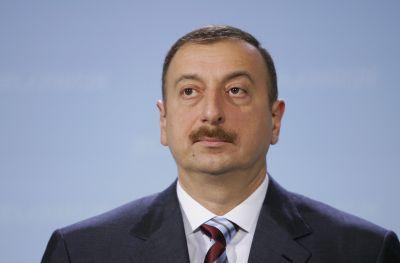 Президент Азербайджана принял участие в открытии мебельной фабрики в Агстафе