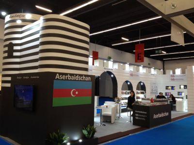 Azərbaycan Frankfurt beynəlxalq kitab yarmarkasında təmsil olunur FOTOLAR