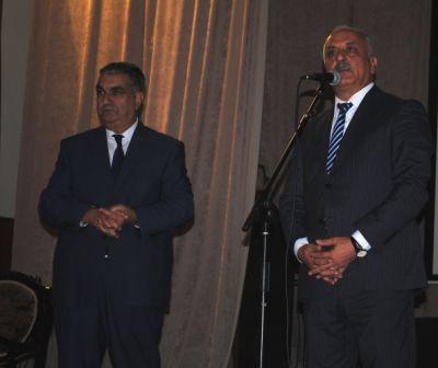 Mədəniyyət və İncəsənət Universitetinin kafedra müdiri ilə görüş keçirilib FOTO