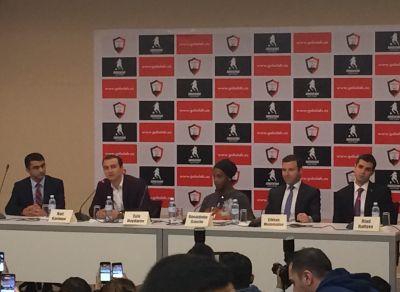 Bakıda Ronaldinho Soccer Academy fəaliyyət göstərəcək FOTOLAR - SƏS TV