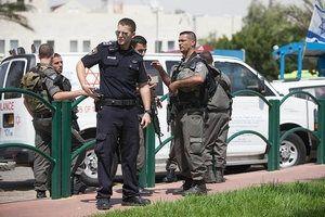 İsraildə terror cəhdinin qarşısı alınıb