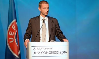 """UEFA prezidenti: """"Çempionlar Liqasının finalı Avropadan kənarda keçirilə bilər"""""""