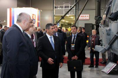 Министр обороны Азербайджана принял участие в Международной Конференции