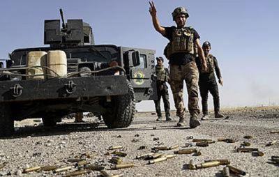 İŞİD Mosul ətrafındakı mövqelərini itirir