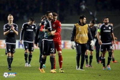 """Ansi Aqolli: """"Qarabağ"""" güclü rəqibə qarşı yaxşı oynadı"""