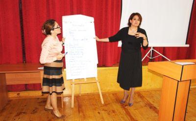 """""""Məktəb seminarları"""" Sabunçuda FOTO"""