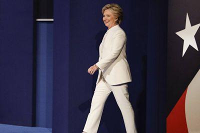 Klintonun seçki qərargahına şübhəli toz göndərildi