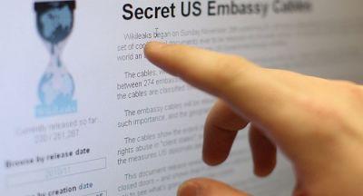 """""""WikiLeaks"""" Obamanin gizli yazışmalarını yaydı"""