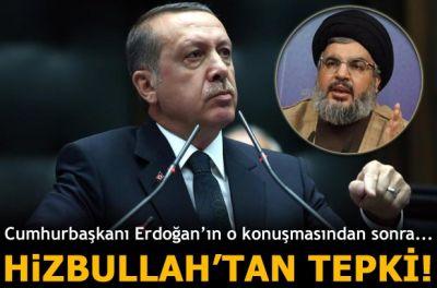 """Ərdoğanın son açıqlamaları """"Hizbullah""""ı narahat edib"""