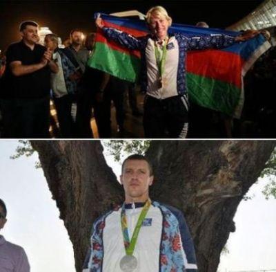 Azərbaycanın 2 olimpiya mükafatçısı karyerasını başa vurub