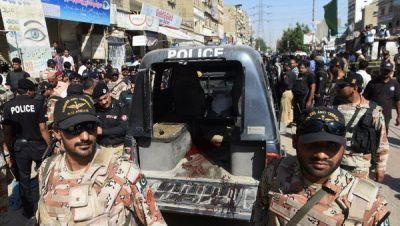 В Пакистане произошло нападение на полицейскую академию, десятки погибших