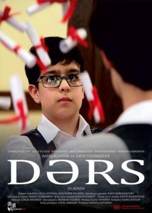 """""""Dərs"""" filmi """"Listapad"""" Film Festivalında"""
