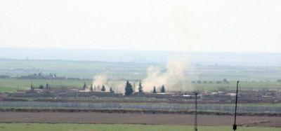 Amerika Mosulda İŞİD-çilərə  5 aviazərbə endirib