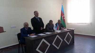 YAP Şəmkir rayon təşkilatının ərazi ilk partiya təşkilatında görüş keçirilib