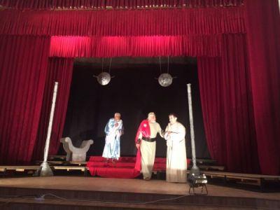 Lənkəran teatrı Lerikdə  FOTOLAR