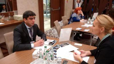Azərbaycan Minskdə keçirilən beynəlxalq turizm forumunda təmsil olunub FOTOLAR
