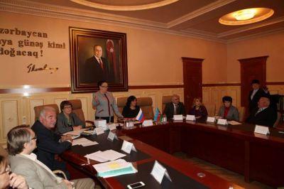 BDU-da Lev Vıqotskinin 120 illiyinə həsr edilmiş tədbir keçirilib