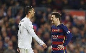 "Ronaldo: ""Messi ilə dost deyilik"""