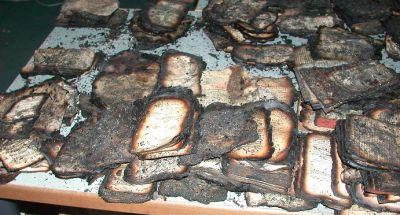 Kitabxana yandı