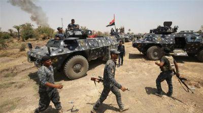 İraq ordusu İŞİD-in müqaviməti ilə üzləşdi