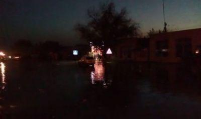 Su bəndi aşdı - Ələt-Astara yolu bağlandı