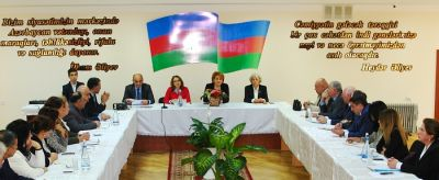 """Xətai rayonu üzrə """"Məktəb seminarları"""" keçirilib - FOTO"""