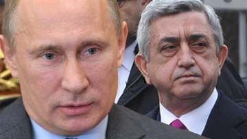 Серж Саркисян о продаже российского оружия Азербайджану