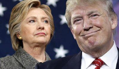 Опрос Los Angeles Times: Трамп опережает Клинтон