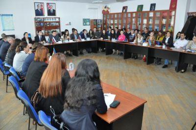 MEMM və MTİETİ arasında memorandum imzalanıb FOTOLAR