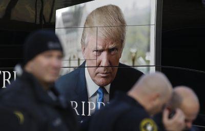 Tramp qələbəyə doğru gedir Washington Post