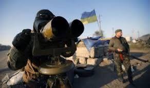 Luqanskda separatçılar məmurları atəşə tutdu: Yaralılar var