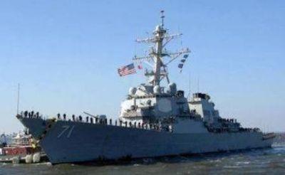 Rus gəmisi ABŞ esminesini Qara dənizdən qovdu!