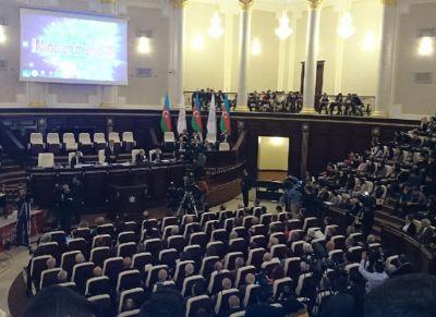 II Azərbaycan Elm Festivalı öz işinə başlayıb YENİLƏNİB - SƏS TV