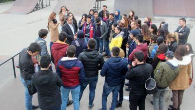 Gənclər üçün seminar keçirilib FOTOLAR