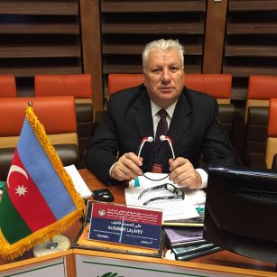 Əliqismət Lalayev Beynəlxalq konfransda FOTO