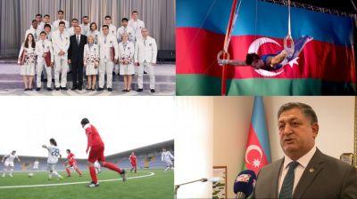 """İsmayıl İsmayılov: """"Azərbaycan ötən 25 ildə özünü idman ölkəsi kimi tanıda bilib"""""""