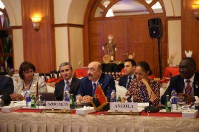 Əbülfəs Qarayev ÜTT İcraiyyə Şurasının sessiyasında Azərbaycanda turizmin inkişafından danışıb
