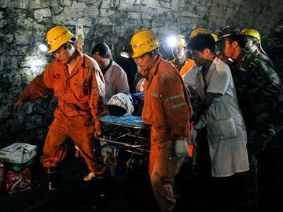 Çində kömür mədənində partlayış oldu:15 nəfər öldü
